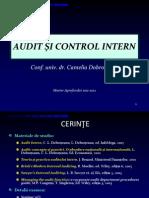 Coso Control Intern