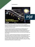 Ensayo Sobre Espectro Electromagnetico