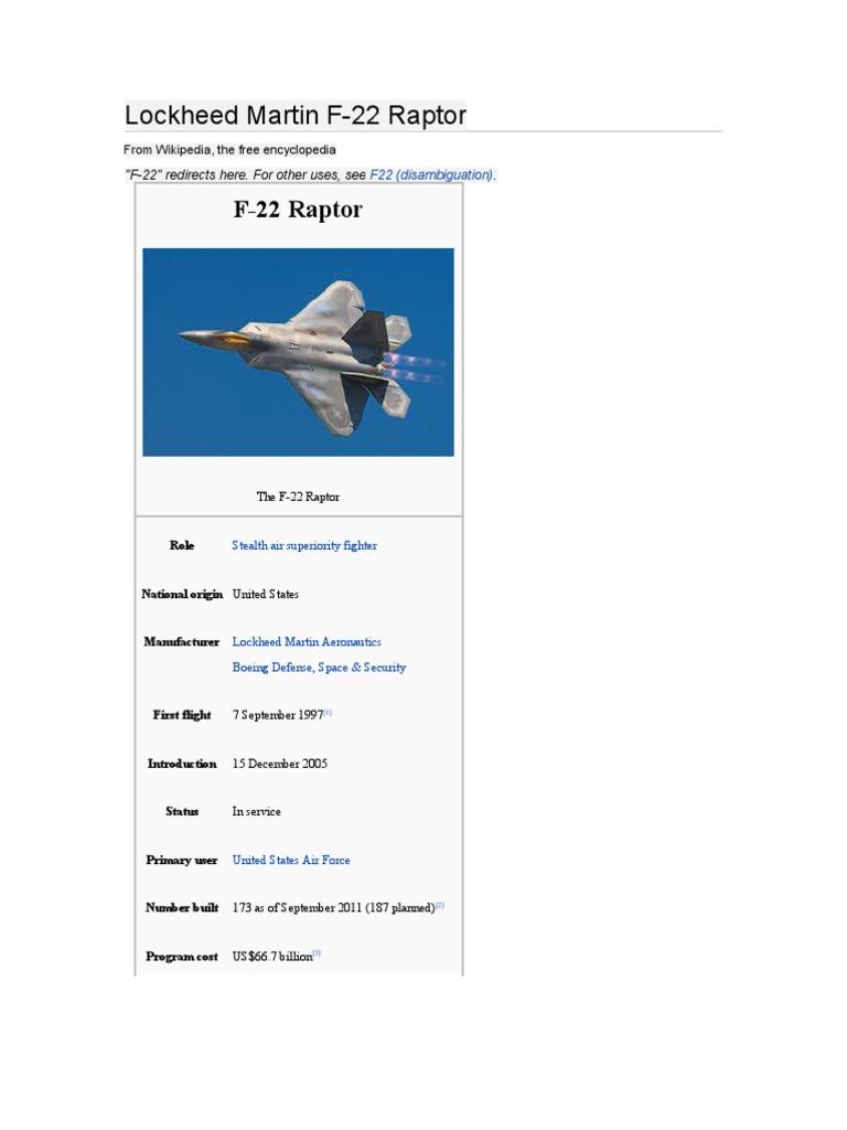 F 22 Raptor Lockheed Martin 35 Lightning Ii Military Technology Engine Diagram