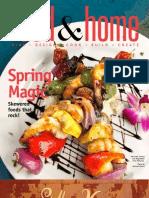 Food & Home Magazine - Spring 2011-TV