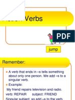 Verbs Action