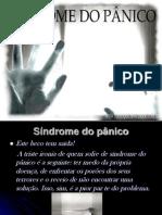 Apresentação Sindrome do Pânico