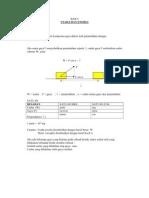 Physics Notes. Usaha Dan Energi