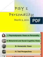 Personality (Psy 1)