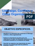 1S09 25 Expos8 MarinL Liderazgo Conflicto Clima