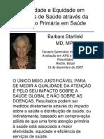 APS Barbara Starfield (USA)