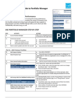 Bench Marking Quick Reference Guide - Higher Education
