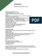 Seting Ftp Debian