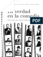 Halper, Del Close, Johnson - La Verdad en La Comedia