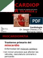 Miocardiopatía Dilatada y Alcohólica