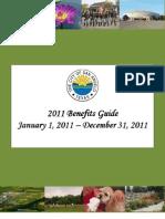 COSA Health Benefits 2011