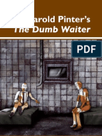 Harold Pinter 039 s the Dumb Waiter Dialogue