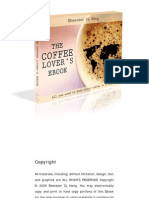 The Coffe Lovers eBook