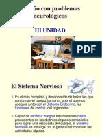 18.-El niño con problemas neurológicos