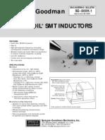 Inductors Transformers Jyoti Electronics