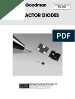 Varactor Diodes Jyoti Electronics