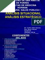 Analisis Situacional Estrategico
