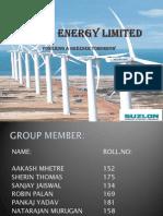 Suzlon Energy Limited