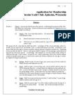 EYC Membership Application Effective 11.1