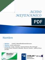 ACIDO-MEFENAMICOS