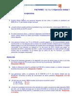 Ejercicios U- 1 y Sus Soluciones 2011 FACTORES OK