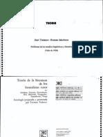 Tinianov y Jakobson - Problemas de Los Estudios Lingüísticos y Literarios