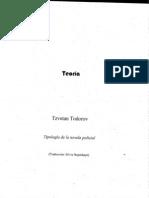 Todorov - Tipología de La Novela Policial