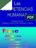 Las Competencias humanas Dr. Miguel De Zubiría Director Cientìfico FIPCAM