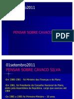 Cavaco Silva - As (ir)responsabilidades deste senhor