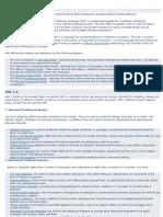 דיאגרמות ה-UML (אנגלית)