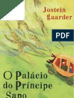 Jostein Gaarder O Palacio Do Principe Sapo