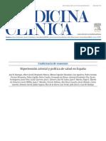 Consenso HTA y Politicas de Salud-med Clin