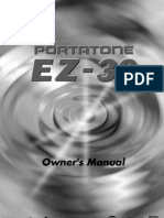 Yamaha Portatone EZ-30E