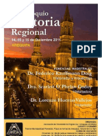 III Coloquio de Historia Regional - Arequipa 2011 Evento Internacional