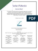 SMEDA Fisheries Sector of Pakistan