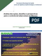 Análise TB em Manaus