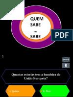 Jogo sobre organização politica e Portugal na Europa