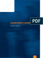 Human Rights Dilemmas