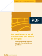 MANUAL SOBRE TRATAMIENTO DEL ABUSO DE DROGAS