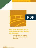 MANUAL SOBRE TRATAMIENTO DEL ABUSO DE DROGAS