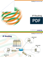 IP Routing and Routing Protocols Ver 2