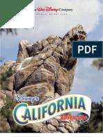 Disney Annual Report 2000