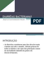 DIARRÉIAS BACTERIANAS