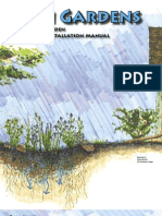 Iowa Rain Garden Design Manual