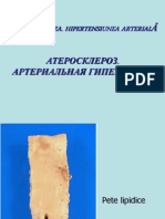 Tema 13. Ateroscleroza HA