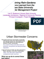 Minnesota Rain Garden Manual