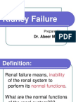 Renal Failure (Abeer 1)