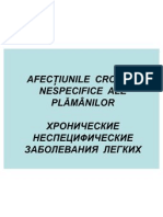 Tema 18.Patologia Pulmonara Cronica