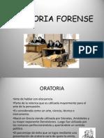 ORATORIA FORENSE
