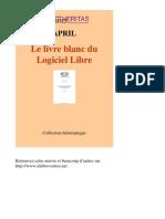 Le Livre Blanc Du Logiciel Libre